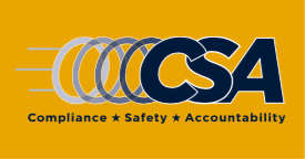 CSA Compliance Safety Accountability